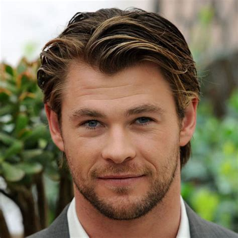 Chris Hemsworth Haircut   Men's Hairstyles   Haircuts 2018