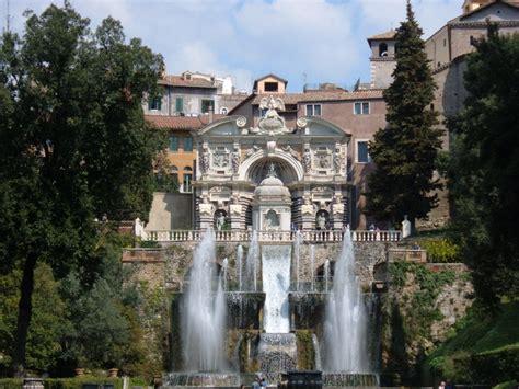 giardini di tivoli tivoli gardens travel guide tour italy now