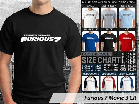 Kaos T Shirt Fast And Furious 8 Paul With Dom Berkualitas kaos fast furious 7 kaos fast furious 7 terbaru