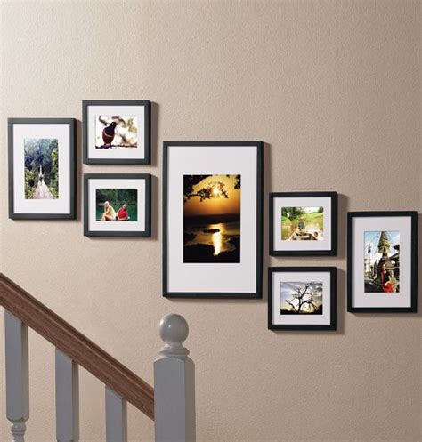 hanging picture frames ideas top 25 best staircase pictures ideas on pinterest
