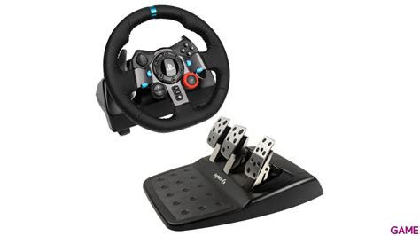 volante playstation volante logitech g29 driving ps4 ps3 pc es