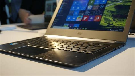 Laptop Acer Aspire S13 acer aspire s13 on review review pc advisor