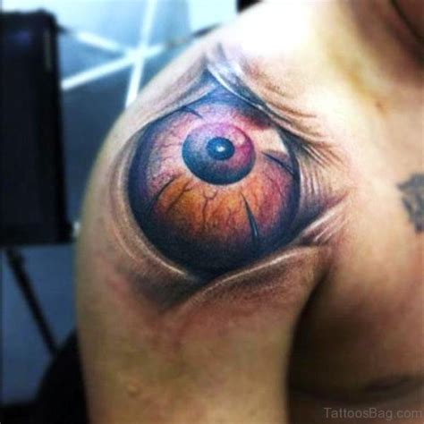 tattoo eye bags 100 most wonderful big tattoos on shoulder