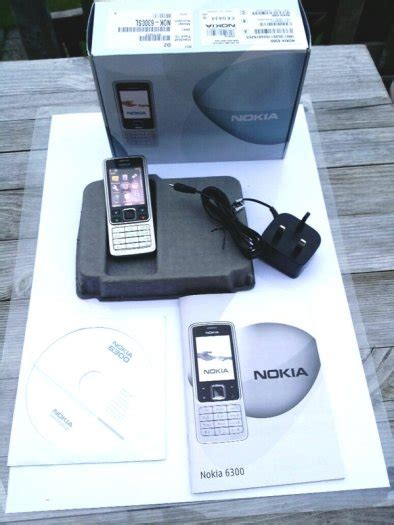 Sale Charger Nokia Kecil nokia 6300 in great condition unlocked to all networks original box charger and cd