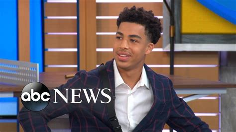 marcus scribner how old 14 62 mb black ish star marcus scribner is heading off