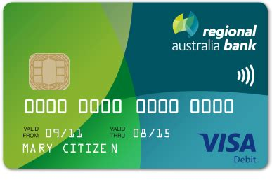 How To Use Visa Gift Card Australia - visa and eftpos debit cards available at regional australia bank