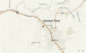 where is central point oregon on the map central point location guide
