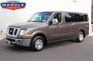 Nissan Nvp For Sale New And Used Nissan Nv Passengers For Sale Getauto