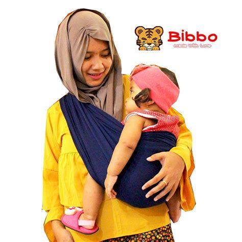 Geos Gendongan Kaos Anak Size S geos bibbo gendongan bayi kaos geos selendang bayi praktis