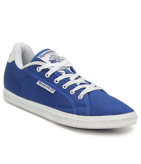 reebok blue canvas shoes price in india buy reebok blue