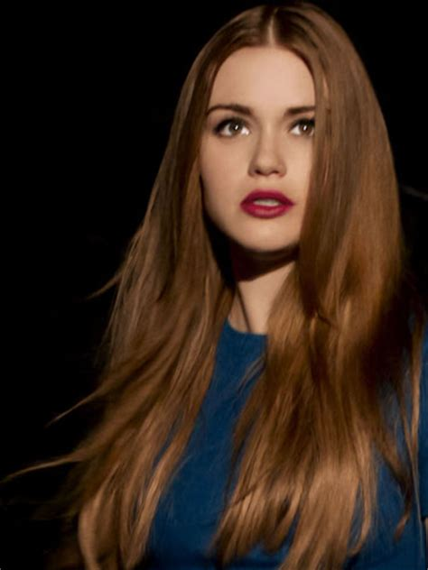 lydia martin hair exclusive holland roden interview teen wolf audition details