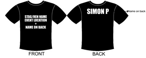 black plain t shirt template the best free software for