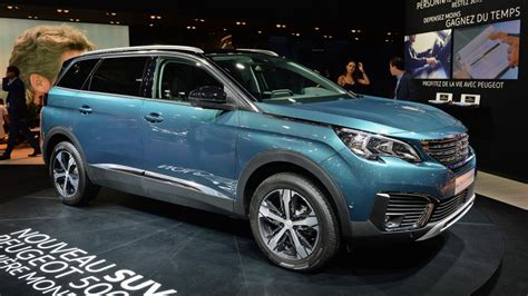 peugeot pars 2017 2017 peugeot 5008 2016 photo gallery autoblog