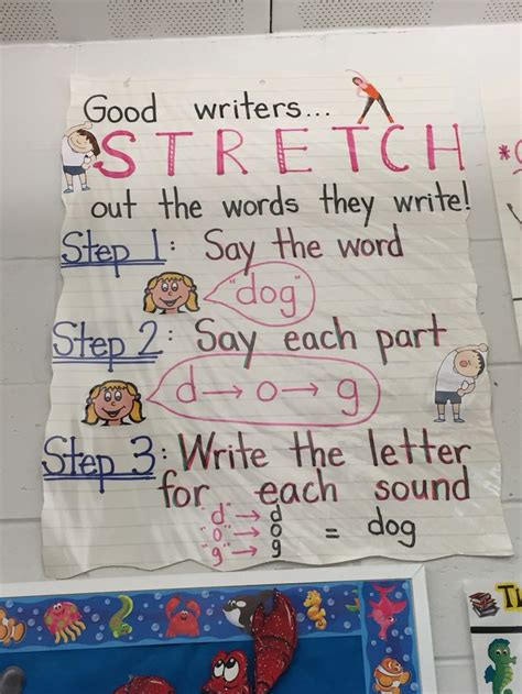 1737 best anchor chart images on school