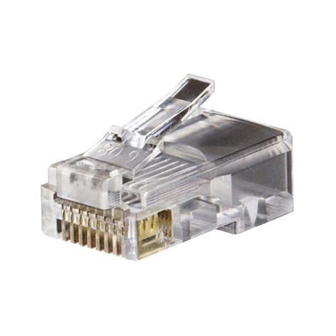 Rj45 Cat5e klein tools modular data rj45 cat5e 50 pack