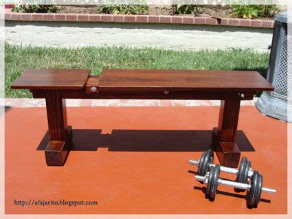 diy fitness bench weight bench 5 position flat incline doubles as patio