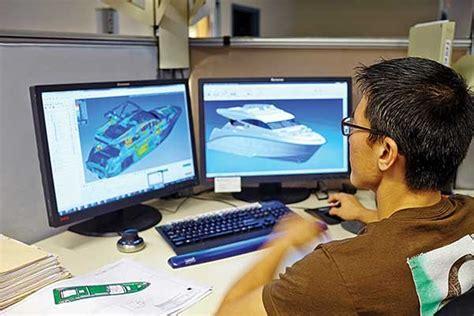boatus simulator how boats are built boatus magazine