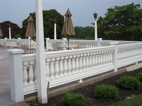 Exterior Balustrade Polyurethane Balustrades Curb Appeal Products