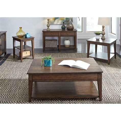 liberty furniture lake house 1 drawer end table v