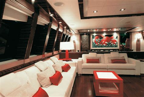 home yacht interiors design luxury yacht quot dragon quot interiors idesignarch interior