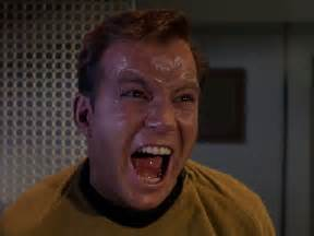 Star Trek Captain Kirk Meme - 301 moved permanently