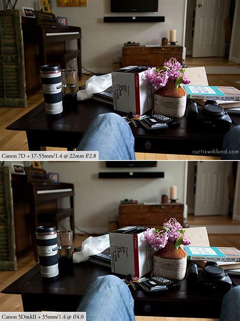 50mm 1 4 On Frame Vs Crop by Unterschied Zwischen 35mm Vollformat Und 24mm Crop Seite