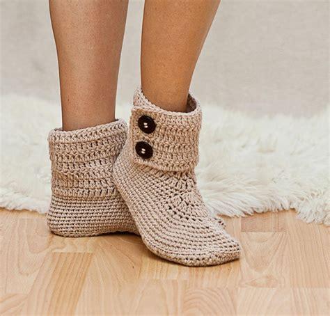 crochet socks pattern video 6 cozy free crochet sock patterns craftsy
