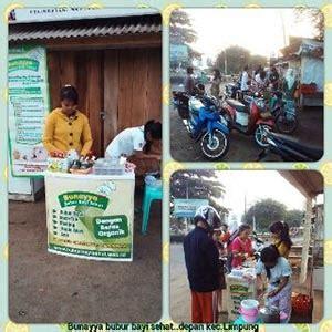franchise bubur bayi bunayya peluang bisnis makanan bayi