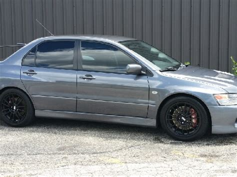 mitsubishi evolution 2006 2006 mitsubishi lancer evolution for sale carsforsale com