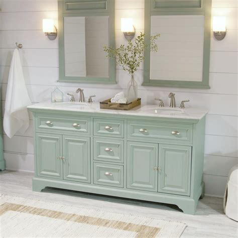 Bathroom Vanity Cabinets With Tops Bathroom Home Depot Vanity For Stylish Bathroom Vanity Decor Tenchicha
