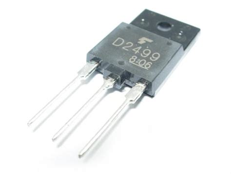 power transistor d2499 silicon diffused power transistor d2499
