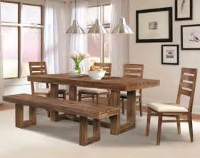 Rustic Dining Room Furniture by Gallery For Gt Rustic Modern Kitchen Table