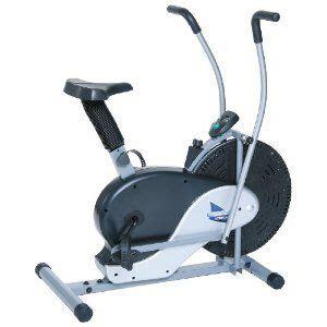 stationary bike with fan diablino outdoor elliptical exercise bike