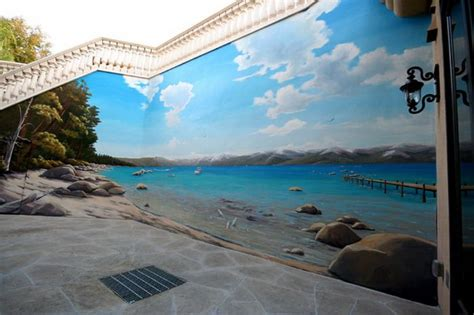 exterior wall mural 17 creative exterior and interior wall murals plymouth rivers and restaurant