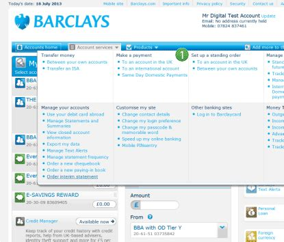 make a bank account barclays ask barclays a question