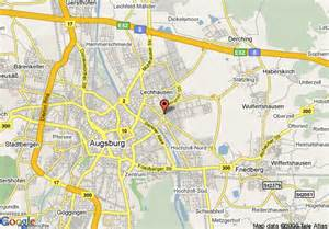 Augsburg Germany Map by Map Of Quality Hotel Augsburg Augsburg