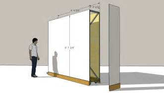 Moveable Wall Artisan Design Partition Wall For An Art Gallery