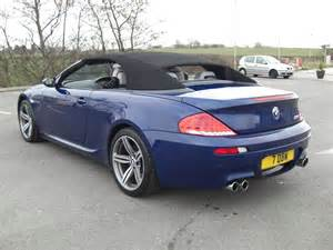 2008 bmw m6 cabrio pictures information and specs