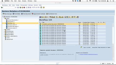 tutorial workflow sap pdf sap workflow pdf material 28 images sap business