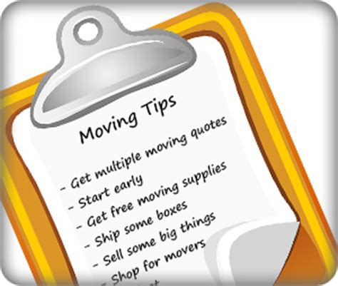 moving tips best moving tips and tricks