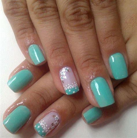 imagenes de uñas decoradas verde jade u 241 as color verde menta u 209 as decoradas pinterest colors