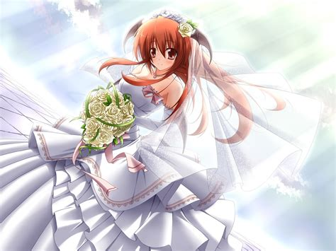 wedding anime runochan97 images anime wedding hd wallpaper and