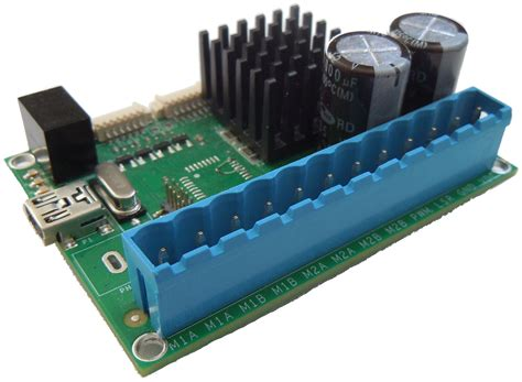 Usb Motor usb stepper motor controller with dsp isolation micro stepping drivers electronics shop dk