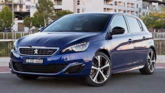 Peugeot Czr 2016 Peugeot 308 Gt Diesel Review Road Test Carsguide