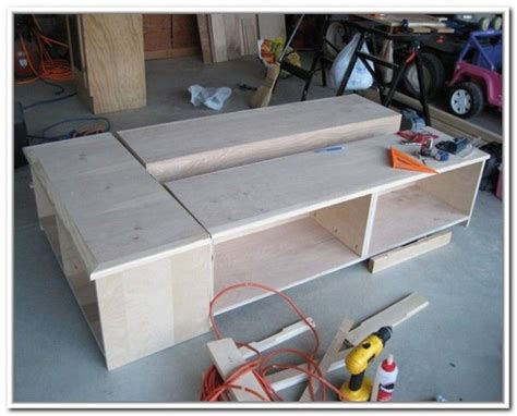 diy pallet bed with storage tutorial 1000 ideas about bed frames on platform bed frame beds and pallet