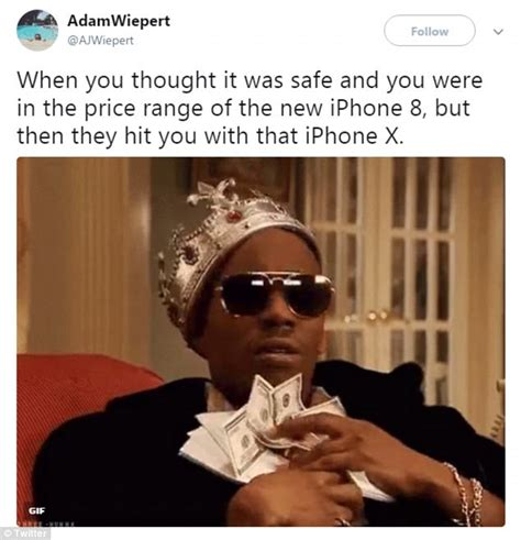 I Phone Memes - apple s 1 000 iphone x inspires hilarious memes