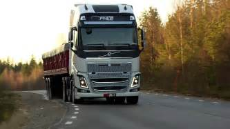Volvo Turck Volvo Trucks Superior Handling Is The Key To Excellent