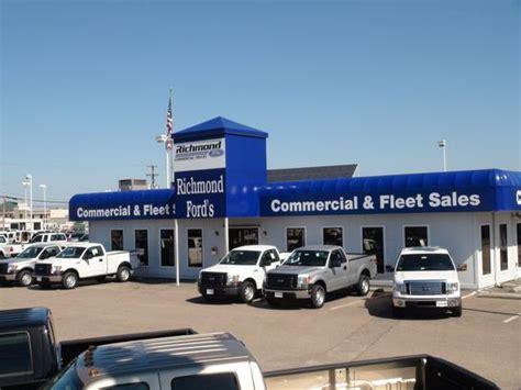 Richmond Ford Lincoln : Richmond, VA 23230 Car Dealership