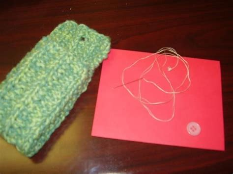 cell stitch knitting knitted cell phone 183 how to stitch a knit or crochet