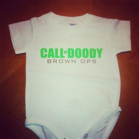 Funny baby clothes dump a day